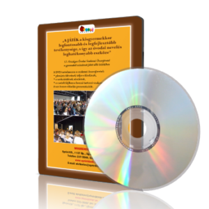Óvodapedagógiai DVD-k